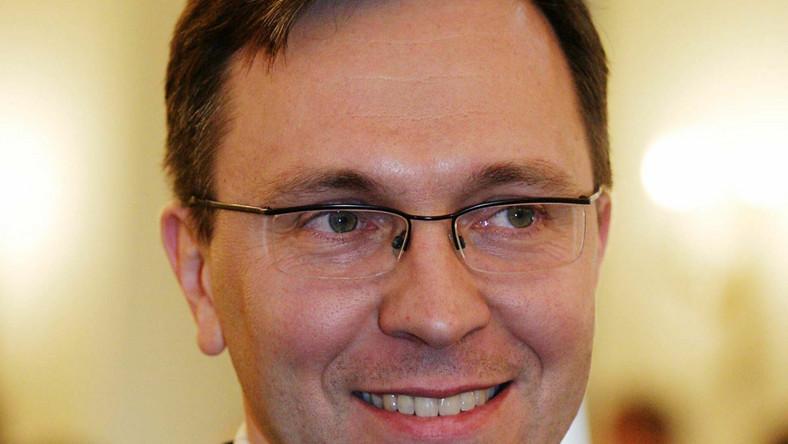 Rybiński: Tusk gorszy od Gierka