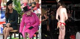 Kuzynka księżnej Kate dała nagi show