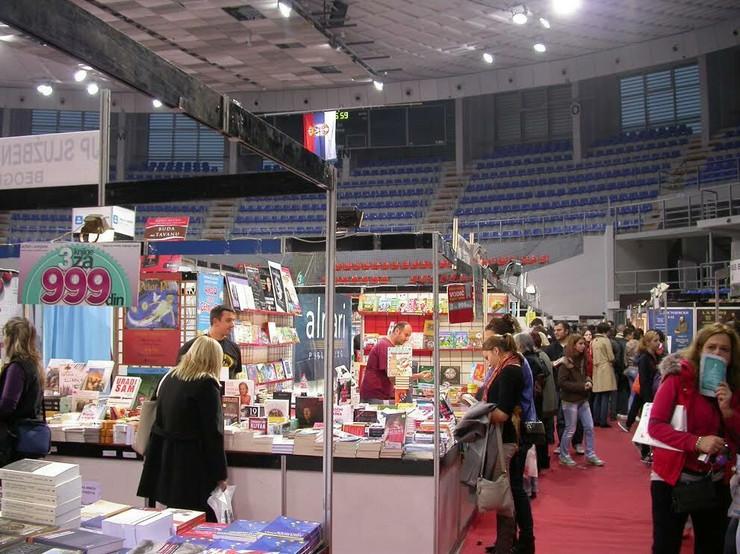 NIŠ-Prošlogodišnji Sajam knjiga u Nišu, foto V. Torović