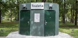 Toaleta w Nowej Hucie nie dla mieszkańców!