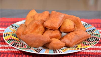You got to try this soft mini-mandazi recipe by Chef Raphael