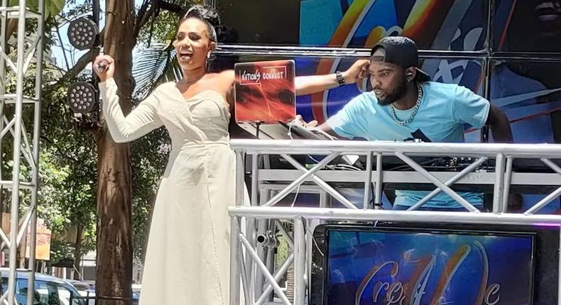 NTV finally unveils DJ Mo's replacement on Gospel show Crossover