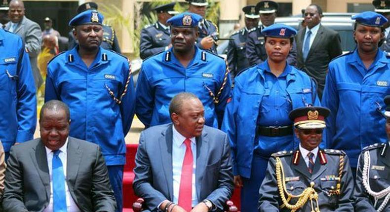 6 front runners from intelligence, military, and police top in the race to replace IG Joseph Boinnet