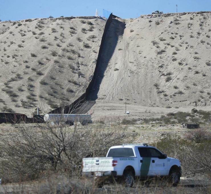 meksiko zid