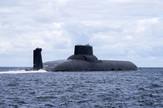 Ruska nuklearna podmornica Ajkula