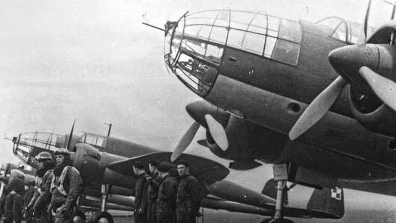 Bombowiec PZL-37