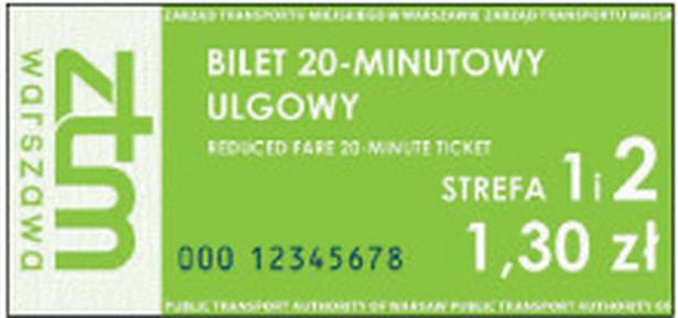 Bilet jednorazowy