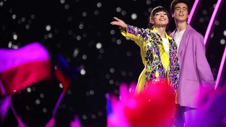 Viki Gabor wygrała Eurowizję Junior