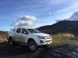 Isuzu D-Max Arctic Truck – nic go nie powstrzyma