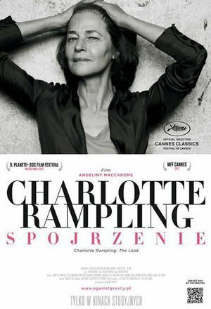 Charlotte Rampling. Spojrzenie
