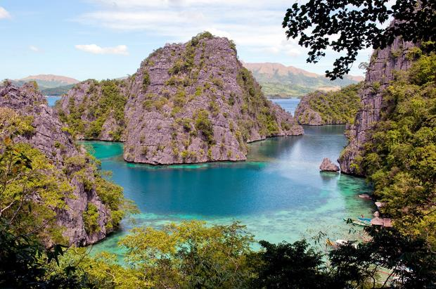 Filipiny, wyspa Coron