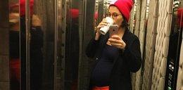 Gwiazda Polsatu jest w trzeciej ciąży. Poród tuż, tuż!