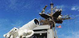 Nowa straszna broń USA. Laser jest już na Bliskim Wschodzie