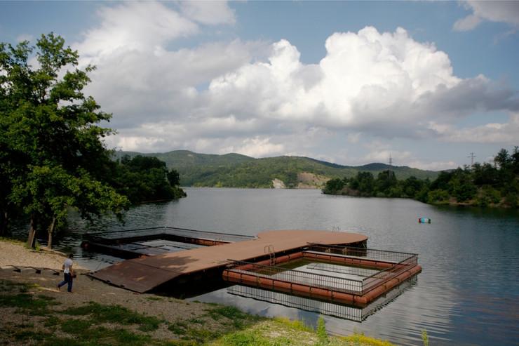 Borsko jezero zadivilo Induse