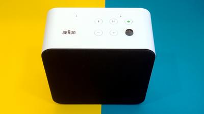 Lautsprecher Braun LE03 im Test: Klassisches Industriedesign mit Multiroom-Technik