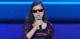 Tak niewidoma artystka wzruszyła jurorów show