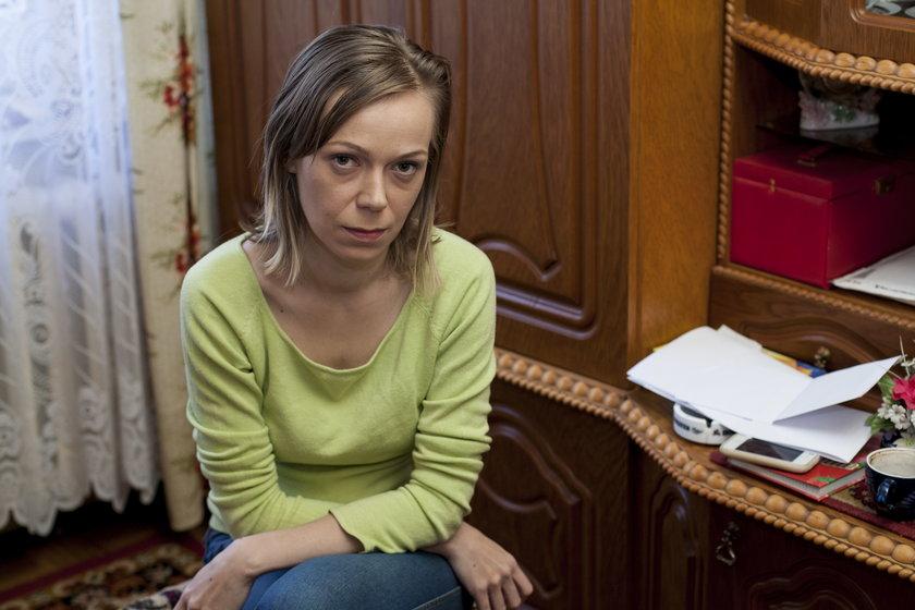 Katarzyna P. zdecydowała się opowiedzieć o swoim dramacie