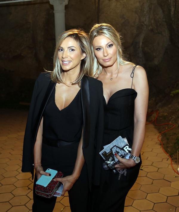 Marina Tadić i Dajana Paunović