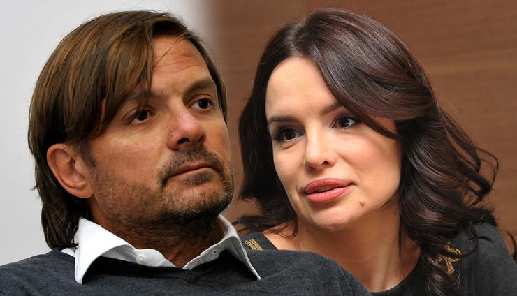 Severina, Milan Popović