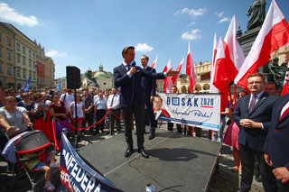 Bosak: Nie ma szans, żebym w drugiej turze wyborów poparł Rafała Trzaskowskiego