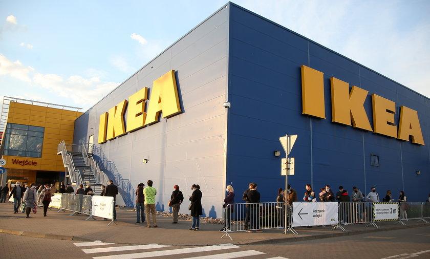 Oszuści znowu zaczęli wykorzystywać wizerunek marki IKEA, by okraśćPolaków