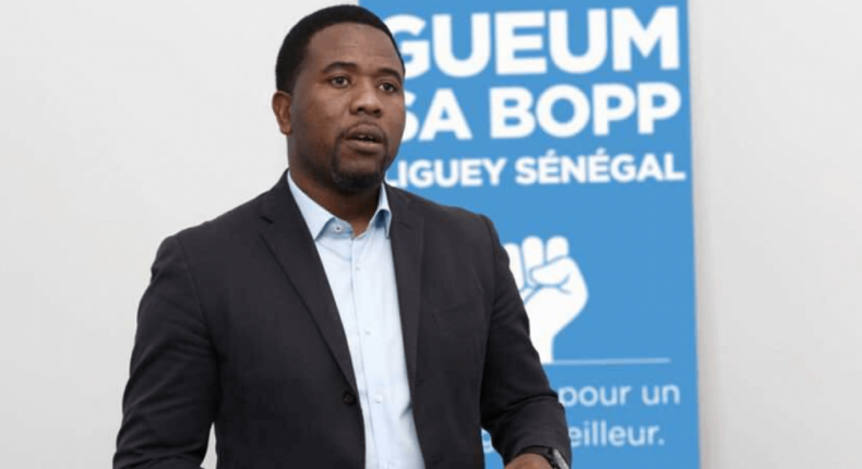 Bougane Guèye