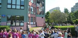 Kamila Skolimowska ma swój mural!