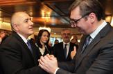 Bojko Borisov, Aleksandar Vučić, mart 2018