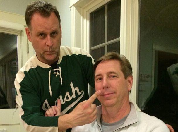 Dave Coulier i Mark Cendrowski