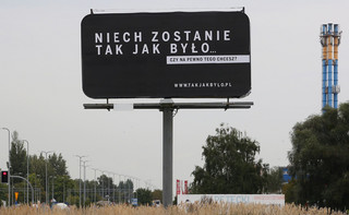 Sprawa kampanii dot. polskiego sądownictwa. Jurkiewicz: Mówimy jak jest. Zachęcamy do zmian