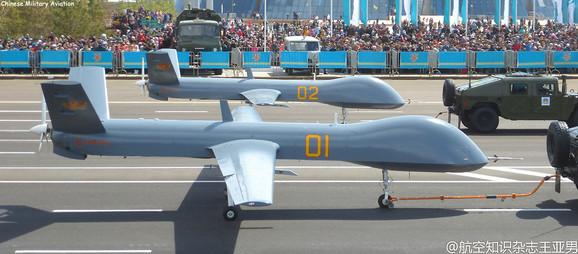 Wing Loong I u naoružanju kazahstanskih oružanih snaga