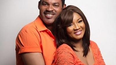Omotola Jalade-Ekeinde celebrates 25th wedding anniversary with hubby