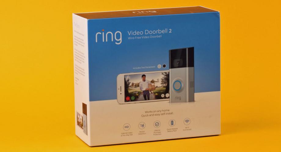 Smarte WLAN-Türklingel mit Kamera: Ring 2 im Test