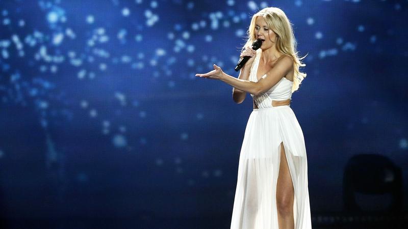 Kasia Moś w finale konkursu Eurowizja 2017