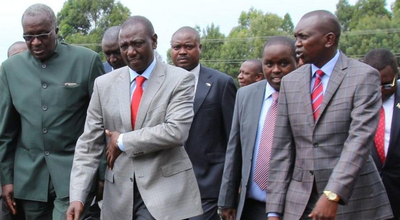 Raila is not the cause of the rift between Uhuru and Ruto – Oscar Sudi