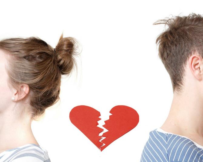Odnos dvoje ljudi se završio i jasno je da gubitak izaziva tugu, ali taj proces je lekovit