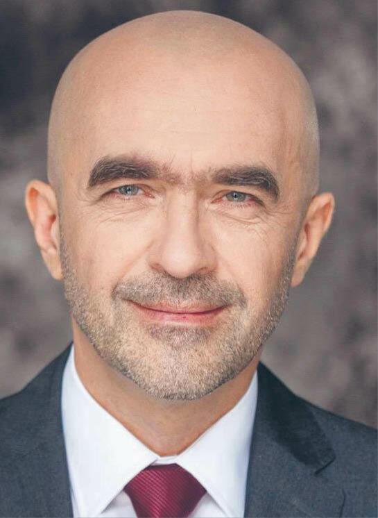 Radosław Baszuk, adwokat, były wiceprezes Wyższego Sądu Dyscyplinarnego Adwokatury