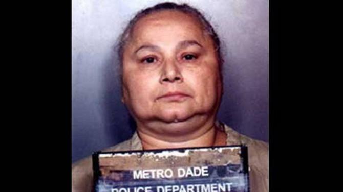 Griselda u zatvoru