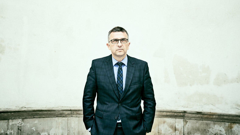 Adam Maciejczyk Fot. Darek Golik