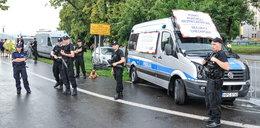Policja rozbroiła szefa ochrony prezydenta