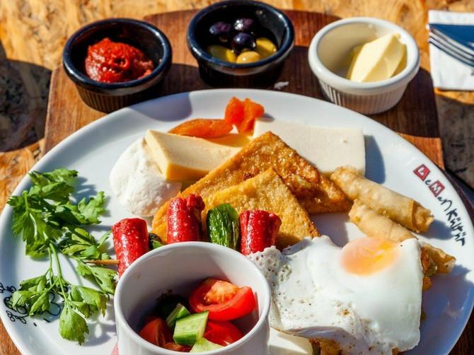 Savršen letnji doručak