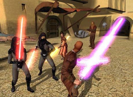 """<P>7. """"Star Wars Knights of the Old Republic"""" </P>System walki nawiązujący do """"Dungeons and Dragons"""" zapewnił tej grze wysoka pozycję."""
