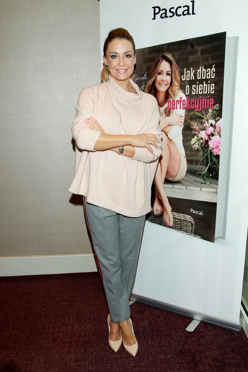 Małgorzata Rozenek potrafi wyglądać jak dama
