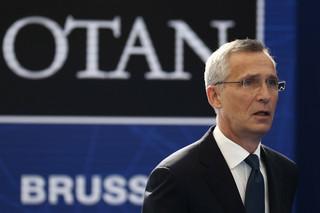 Stoltenberg: Wśród tematów szczytu NATO genewskie rozmowy Bidena z Putinem