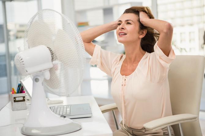 Da ventilator hladi kao klima