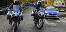 Ale maszyny! Zobacz nowe cacka policji w Sopocie