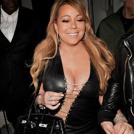 """Mariah Carey znów w """"formie"""". Była diwa zaszalała z kreacją"""