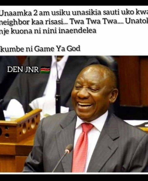 Hilarious Phrases That Made Funny Memes Article Pulse Live Kenya