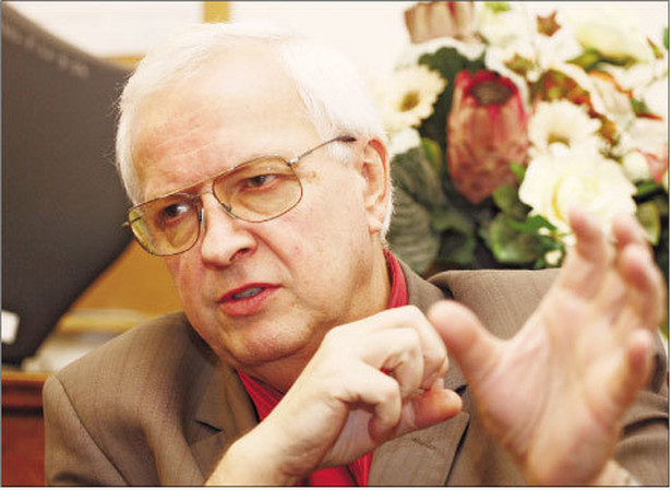 Marek Twardowski, wiceminister zdrowia Fot. Wojciech Górski
