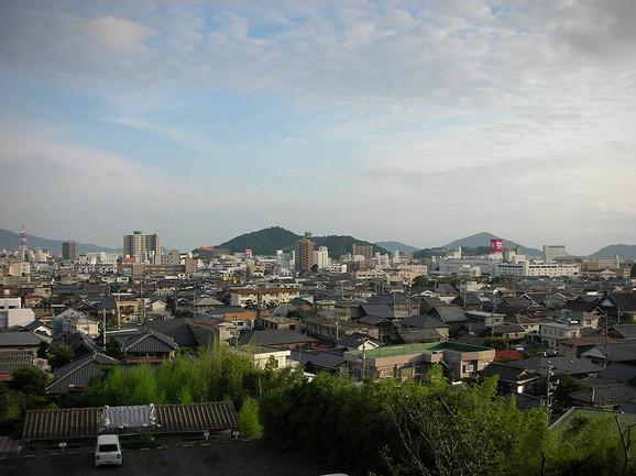 Japanski grad Hofu